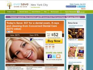 eversave - אתר קניה קבוצתית לרכישה במחירים מוזלים