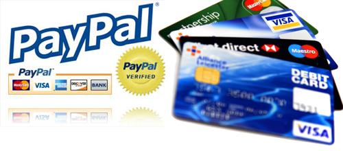חיוב אשראי בחנות וירטואלית